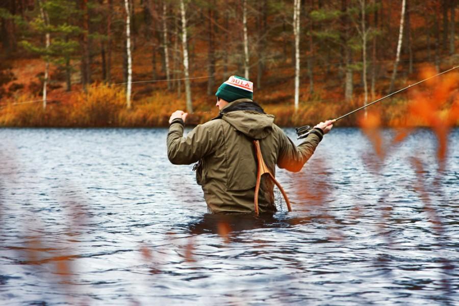 Bli bättre på eller lär dig att flugfiska gratis i sommar.